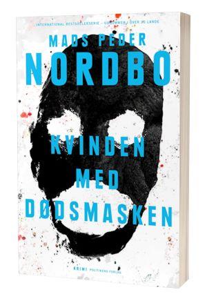 'Kvinden med dødsmasken' af Mads Peder Nordbo