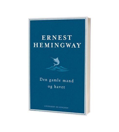 'Den gamle mand og havet' af Ernest Hemingway