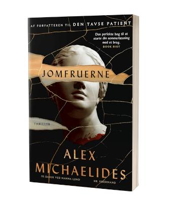 Alex Michaelides' nye thriller ' Jomfruerne'
