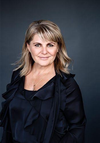 Forfatteren Sara Blædel
