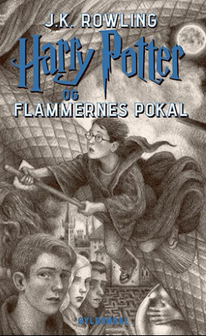 'Harry Potter og flammernes pokal'