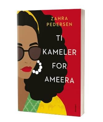 'Ti kameler for Ameera' af Zahra Pedersen