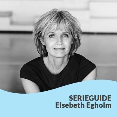 Serieguide Elsebeth Egholm