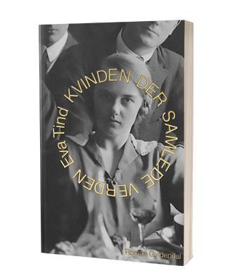 'Kvinden der samlede verden' af Eva Tind