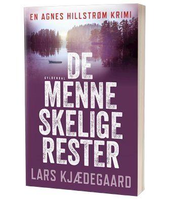 'De menneskelige rester' af Lars Kjædegaard