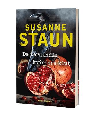 Susanne Stauns nye krimi 'De terminale kvinders klub'