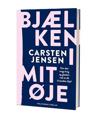 'Bjælken i mit øje' af Carsten Jensen
