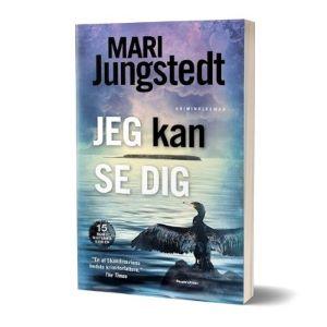 'Jeg kan se dig' af Mari Jungstedt