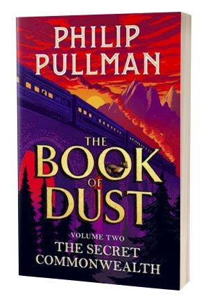 'The Book of Dust' af Philip Pullman