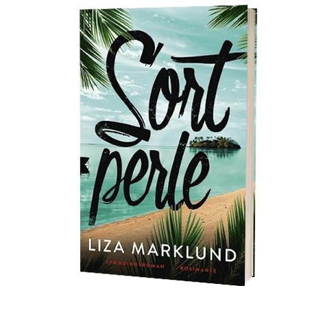 Bogen 'Sort perle' af Liza Marklund
