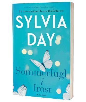'Sommerfugl i frost' af Sylvia Day