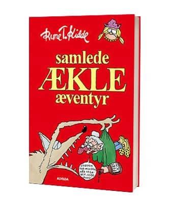 'Ækle eventyr' af Rune T. Kidde