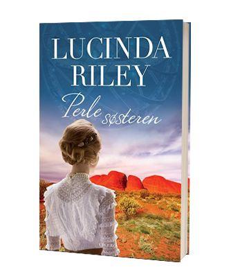'Perlesøsteren' af Lucinda Riley