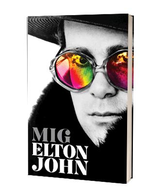 Bogen 'Mig' af Elton John