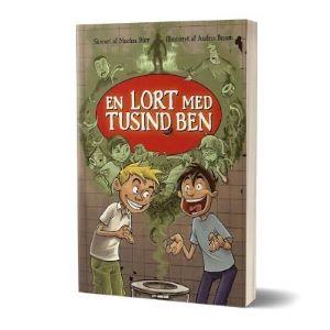 'En lort med tusind ben' af Morten Dürr