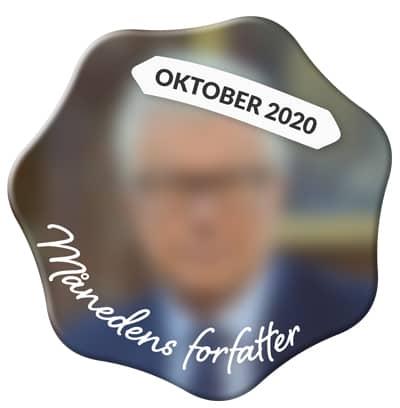 Ken Follet er månedens forfatter hos Saxo i oktober - læs mere her