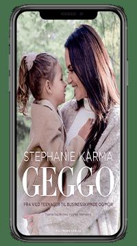Bogen 'Geggo' af Katrine Memborg og Stephanie Karma Salvarli