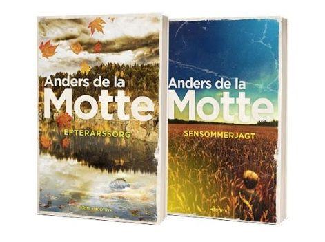 'Efterårssorg' og 'Sensommerjagt' af Anders de la Motte