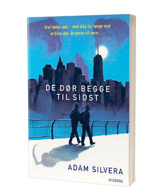 'De dør begge til sidst' af Adam Silvera