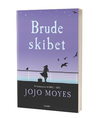 'Brudeskibet' af Jojo Moyes