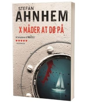 'X måder at dø på' af Stefan Ahnhem