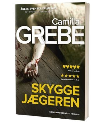 'Skyggejægeren' af Camilla Grebe