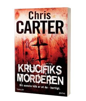 'Krucifiks-morderen' af Chris Carter - 1. bog i Robert Hunter-serien