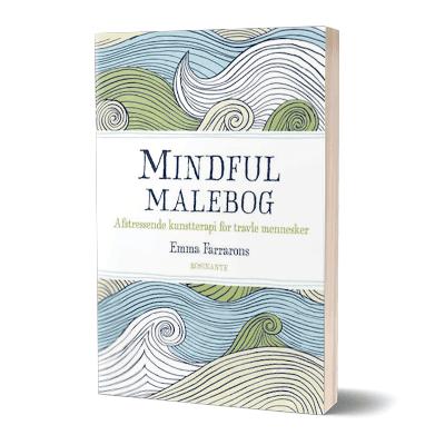 'Mindful malebog' af Emma Farrarons