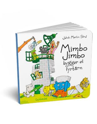 'Mimbo Jimbo bygger et fyrtårn' af Jakob Martin Strid - find bogen hos Saxo