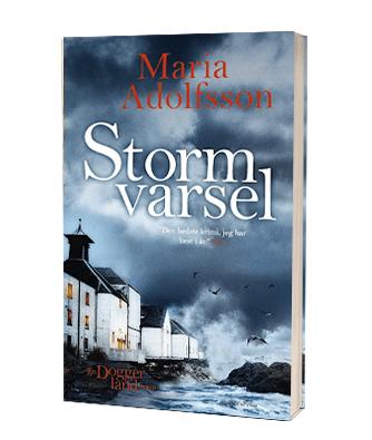 Maria Adolfssons bog 'Stormvarsel' (2020)