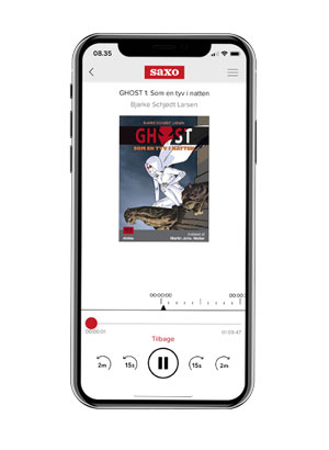 Lyt til 'GHOST' med Saxo Premium