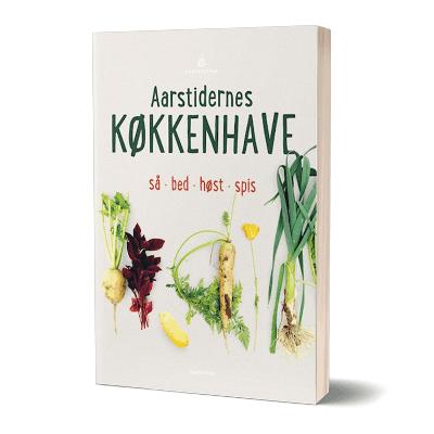 'Aarstidernes køkkenhave' af Søren Ejlersen og Frank van Beek