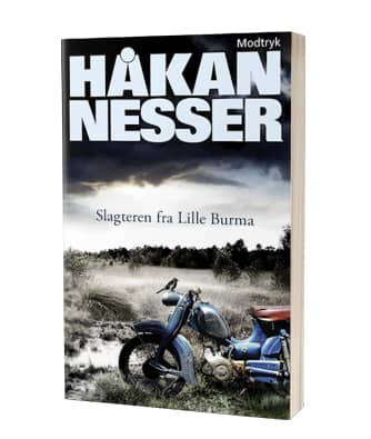 'Slagteren fra Lille Burma' af Håkan Nesser