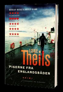 'Pigerne fra englandsbåden' af Lone Theils