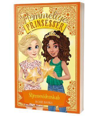 'Hemmelige prinsesser - Stjernevidenskab'