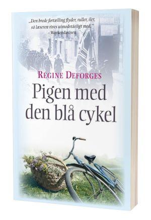 'Pigen med den blå cykel' af Regine Deforges