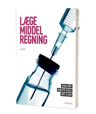 'Lægemiddelregning' af Inge Olsen