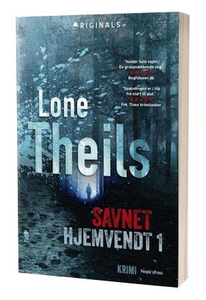 'Savnet - hjemvendt 1' af Lone Theils