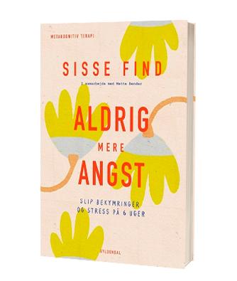'Aldrig mere angst' af Sisse Find og Mette bender
