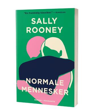 'Normale mennesker' af Sally Rooney
