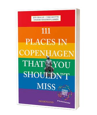 Bogen '111 places in Copenhagen that you shouldn't miss'