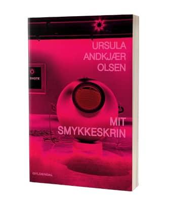 'Mit smykkeskrin' af Ursula Andkjær Olsen - nomineret til Nordisk Råds Litteraturpris 2021