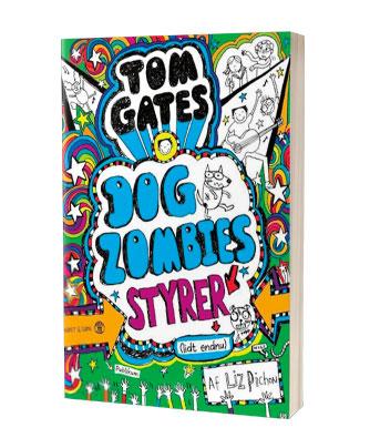 'Tom Gates - Dogzombies styrer (lidt endnu)' af Liz Pichon - 11. bog i serien