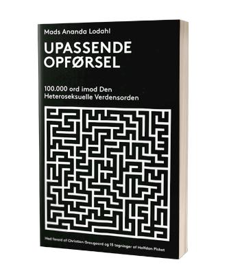 Bogen 'Upassende opførsel' af Mads Ananda Lodahl