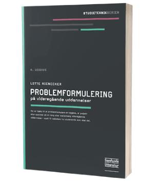 'Problemformulering' af Lotte Rienecker