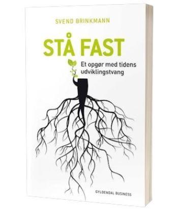 'Stå fast' af Svend Brinkman