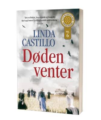 'Døden venter' af Linda Castillo