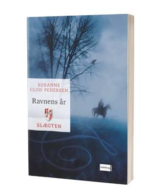'Ravnens år' af Susanne Clod Pedersen