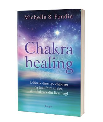 'Chakra healing' af Michelle S. Fondin
