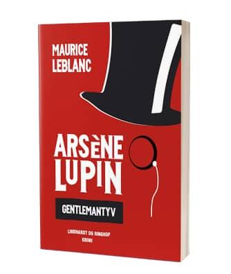 'Arsène Lupin - gentlemantyv' af Maurice Leblanc